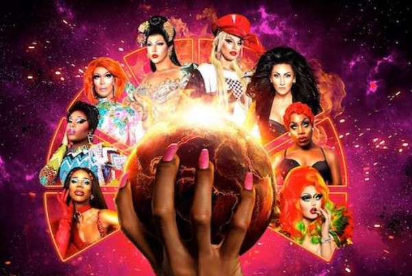 PREVIEW: The Queens of RuPaul's Drag Race take us to a galaxy far far away