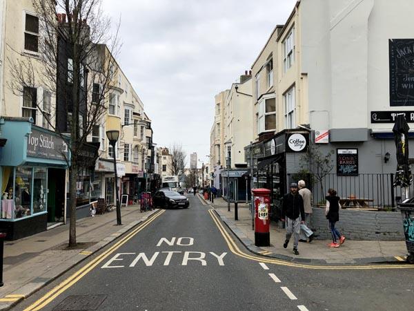 St James' Street attacks on three gay men.