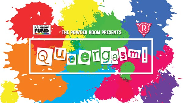 The Powder Room: Queergasm! New monthly fundraising night at Club Revenge launches May 3