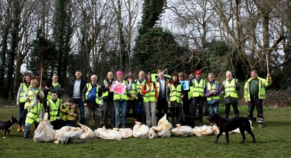 Great British Spring Clean – events in Brighton & Hove