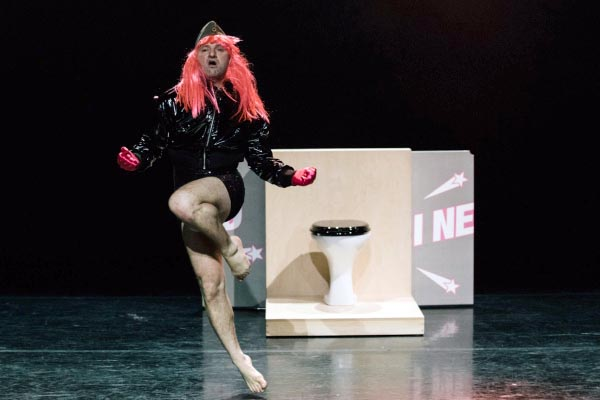 DANCE REVIEW: ROCKBOTTOM @The Marlborough Theatre