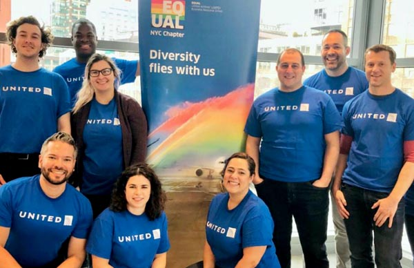 United Airlines now offer non-binary gender booking options