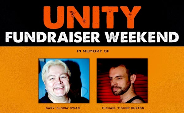 Brighton Unity Weekend – final line-up of venues revealed