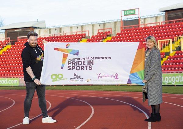 Running to keep Northern Pride free