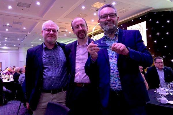 Gay Classic Car Club takes major national award