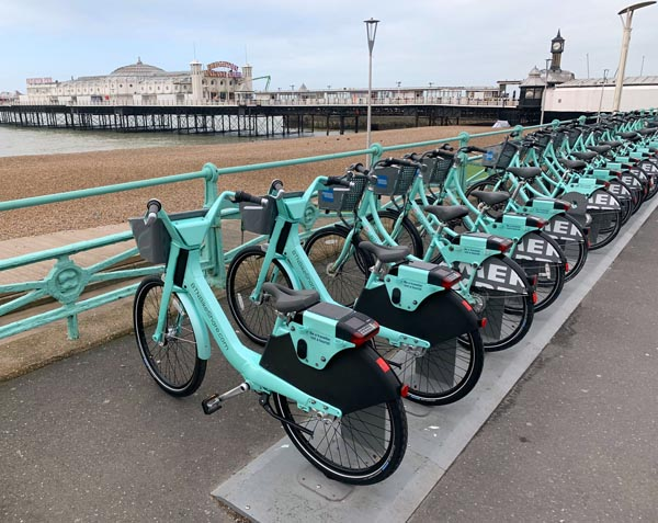 BTN BikeShare celebrates 1 million miles of cycling and arrival of new bikes