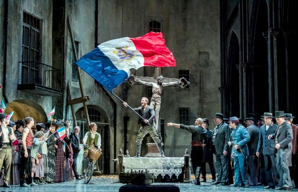 OPERA REVIEW: Gounod's Faust @Royal Opera House