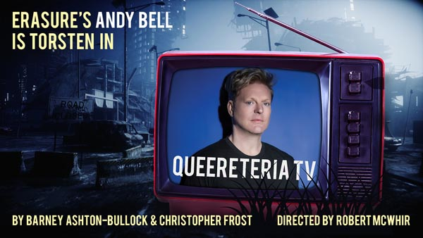 MUSICAL THEATRE REVIEW: Queereteria TV @Above The Stag Theatre