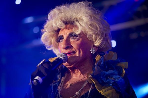 A life in cabaret: Legends celebrates Brighton's own legend Maisie Trollette