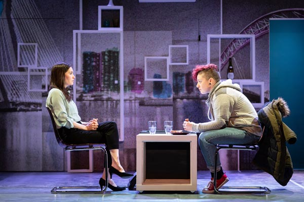 THEATRE REVIEW: Rotterdam @Theatre Royal