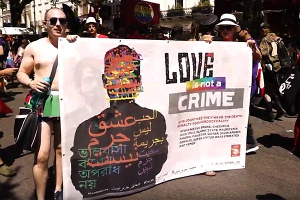 Charity donates £1,000 to Council of Ex-Muslims of Britain for London Pride 2019