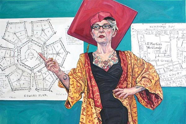 Queer Artists' Portraits at London exhibition in May