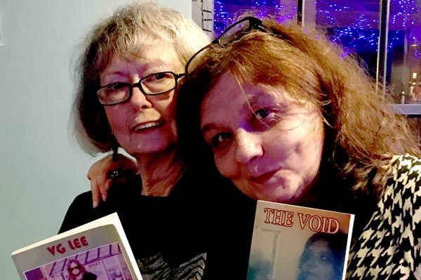 PREVIEW: Literary Evening with VG Lee & Maureen Younger @Caroline of Brunswick