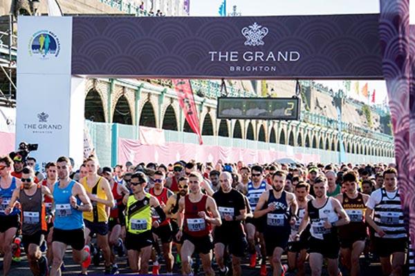The Grand Brighton Half Marathon opens registration for 30 year anniversary race