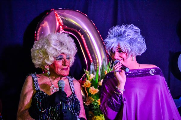 Legends celebrate 50 golden years of Maisie's 'Life in Cabaret'