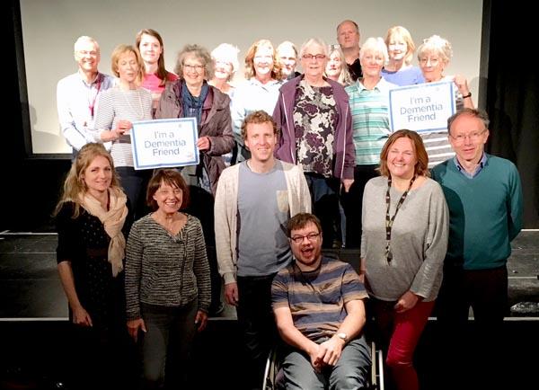 Ropetackle cinema goes dementia-friendly
