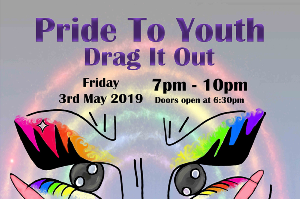 FRINGE PREVIEW: Pride to Youth: Drag it out