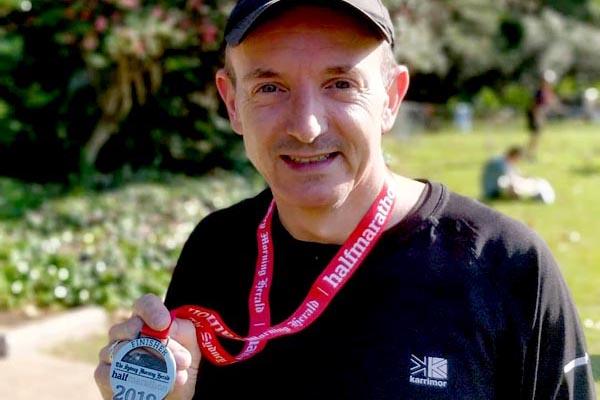 Bear-Patrol supporter runs Sydney Half marathon for MindOut