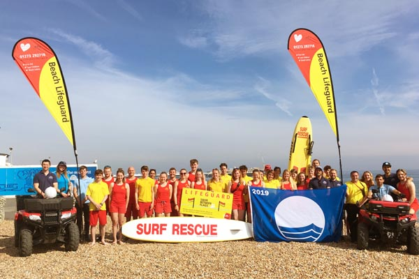 Lifeguards take up their posts for Summer