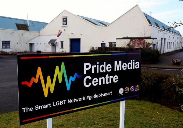 Lord Cashman to launch UK's first LGBT+ Business and Media Centre