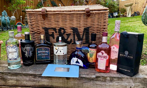 'World of Gin Hamper' to be auctioned at Hibernation