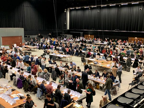 Labour hold on to control of City Council