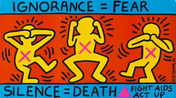 ARTS PREVIEW: Keith Haring Exhibition @TATE Liverpool