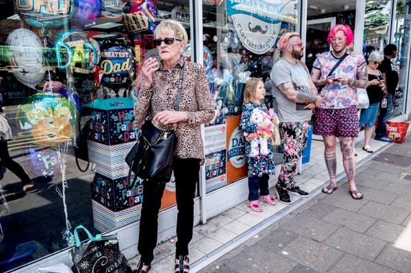 'Brighton Insiders' – photos of unique Brighton folk
