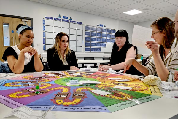 'Gameplay' at the heart of improvement in NHS