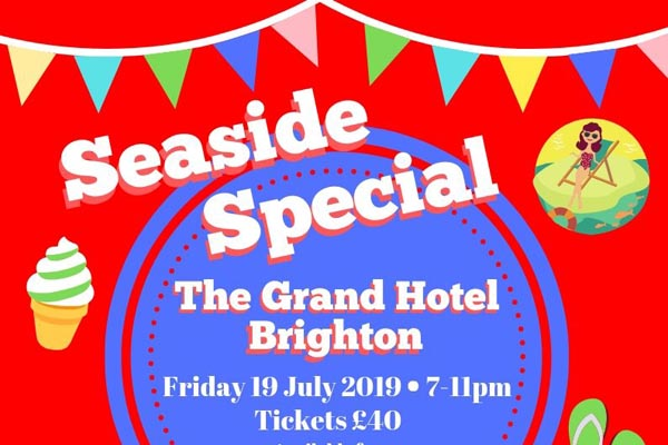 Seaside Special fundraiser for Sussex Beacon