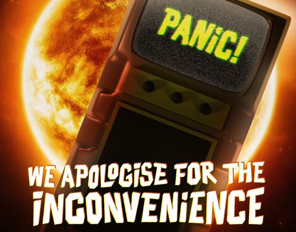 Fringe THEATRE REVIEW: We apologise for the inconvience @The Warren