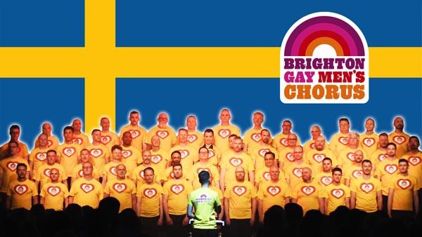 PREVIEW: Brighton Gay Men's Chorus sing ABBA @Spielgeltent