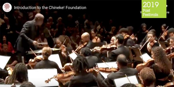 Fringe MUSIC REVIEW: Chineke @The Dome