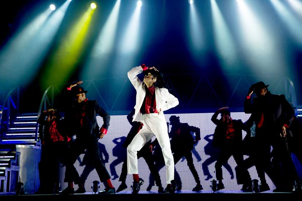 PREVIEW: 'Thriller Live' @Congress Theatre, Eastbourne