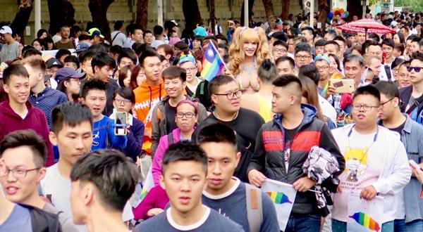 Taiwan legalises same-sex marriage