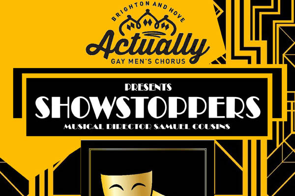 PREVIEW: Actually Gay Men's Chorus presents 'Showstoppers'