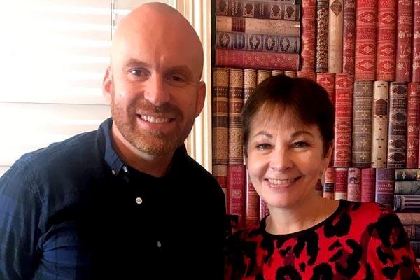 PREVIEW: Caroline Lucas in conversation with author Matt Haig