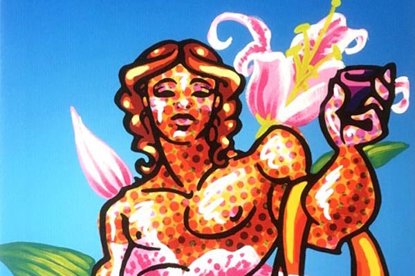 PREVIEW: 'Wonderful Darling!' A solo show by Dave Pop!