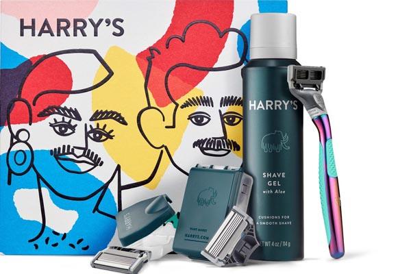 Harry's launch Pride Set to benefit Albert Kennedy Trust