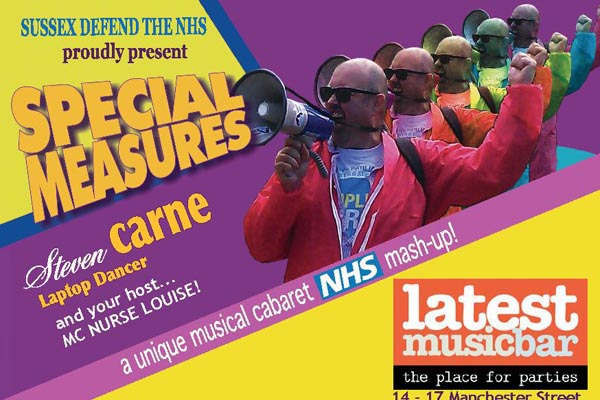 PREVIEW: Special Measures – Stand Up for the NHS