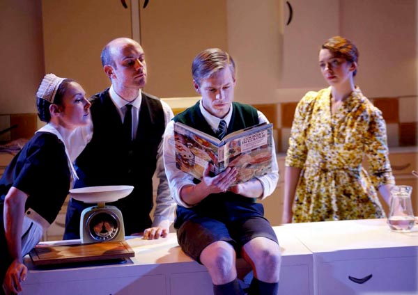 Theatre REVIEW: Toast @The Other Place, London