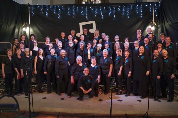 Rainbow Chorus commission video for Deaf community
