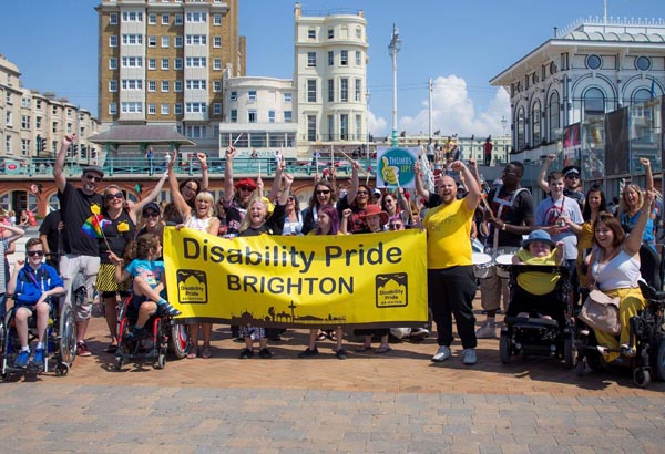 Disability Pride returns for third year – And… they are also coming out!