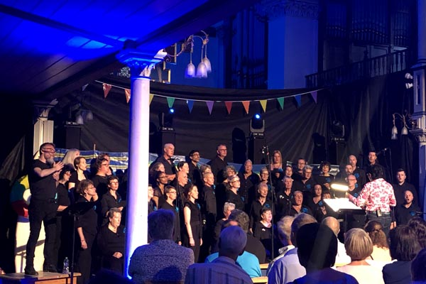 REVIEW: Rainbows In Summer @St Georges Church
