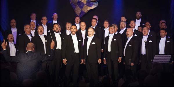 Actually Gay Men's Chorus sing tomorrow at Bears Garden Party