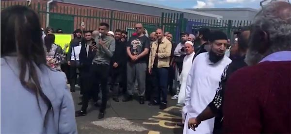"""Humanist charity """"appalled"""" by anti-LGBT religious protests in Birmingham"""