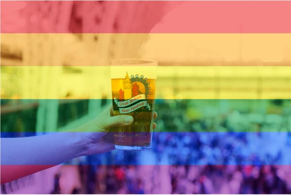 CAMRA takes pride in supporting Stonewall