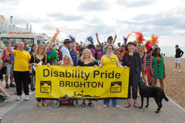 Third Disability Pride attracts record crowds