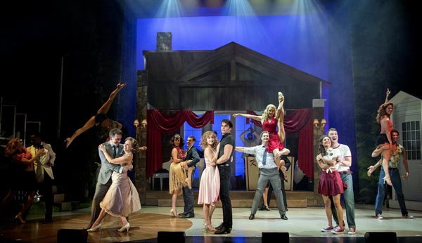 INTERVIEW: Dirty Dancing mambos into Eastbourne!