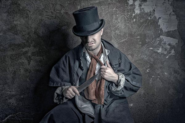 Sussex's newest scare attraction 'Jack the Ripper' opens
